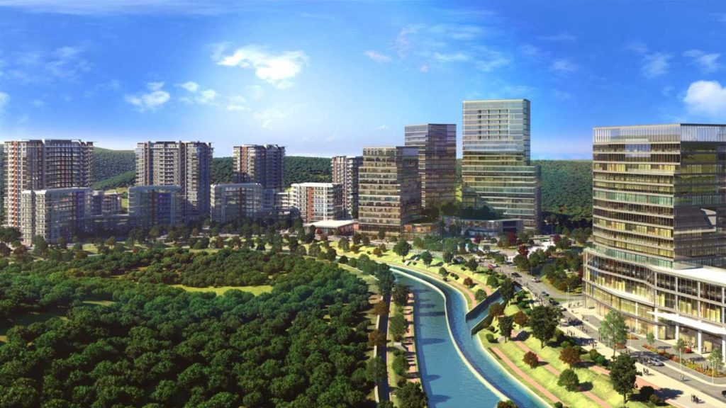 Real Estate Projects in the Valley of Istanbul 4 Investment In Istanbul