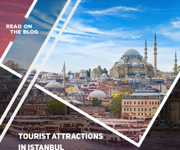 Tourist attractions in Istanbul