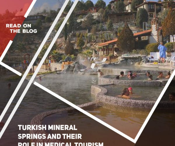 Turkish mineral springs and their role in medical tourism