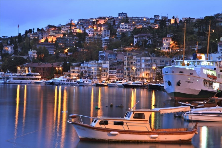 Bebek an area with one of Istanbul's most charming views 1 Istanbul